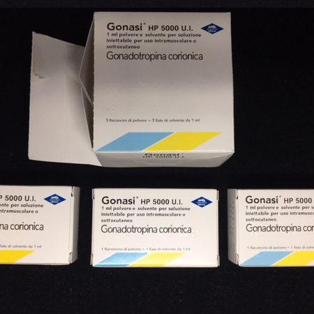 GONASI HCG 15000IU