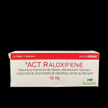 raloxifene canada