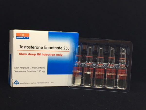 Testosterone Enanthate (PG)