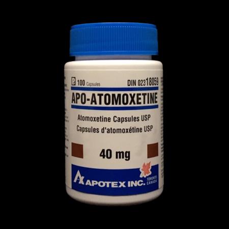atomoxetine canada