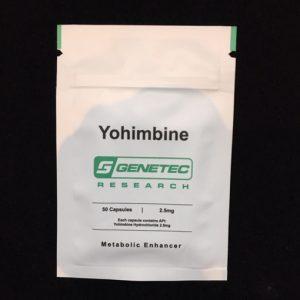 GR yohimbine