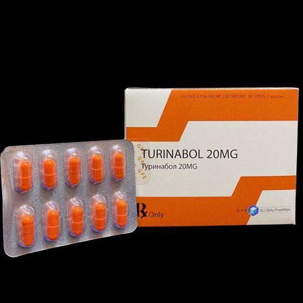 Global Pharma Turinabol