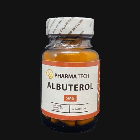 pharma tech albuterol