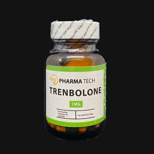 pharma tech oral tren