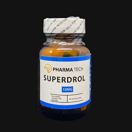 pharma tech superdrol